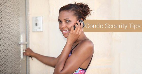Condo Security Tips