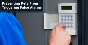 Preventing Pets From Triggering False Alarms
