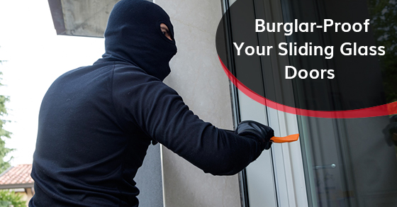 Burglar-Proof Your Sliding Glass Doors