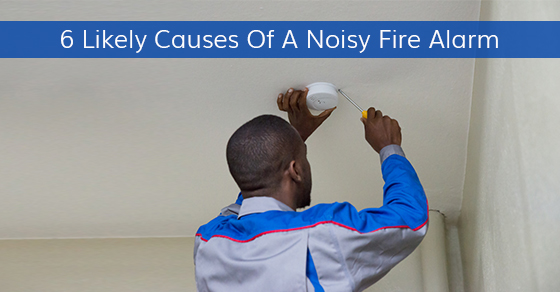 Faulty Fire Alarm System