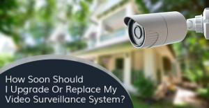 Lifespan Of A Video Surveillance System