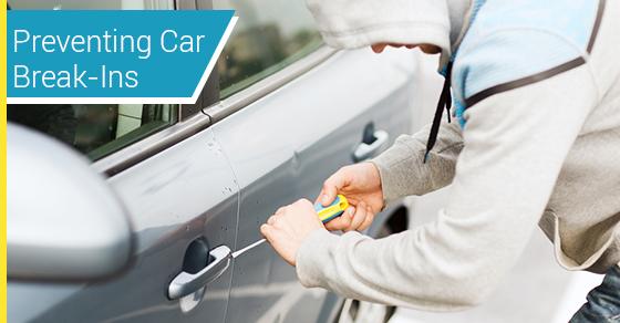 Preventing Car Break-Ins