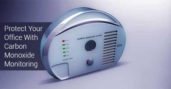 Protect Your Office With Carbon Monoxide Monitoring