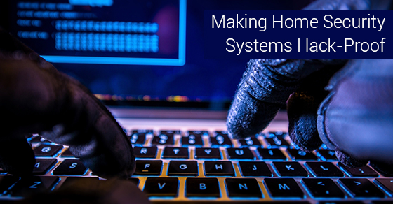 Making Home Security Systems Hack-Proof