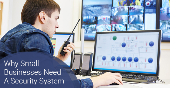 Why Small Businesses Need A Security System