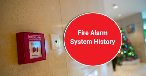 Fire Alarm System History