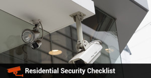 Residential Security Checklist